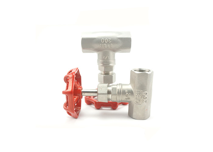 Manual Stainless Steel Valves Water Supply Stop Valve Pn16 Butt Weld Connection