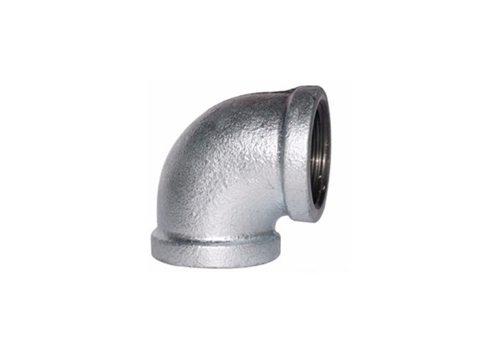 Threaded Plumbing 90 Malleable Iron Elbow  FM UL Approved Female Connection
